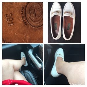 Gucci Shoes - Authentic Gucci Shoes Vintage Horsebit Loafers